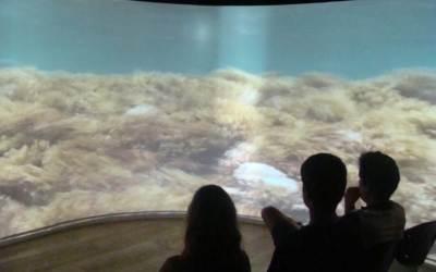 Museo Alborania Aula del Mar: toca, siente, experimenta en Málaga