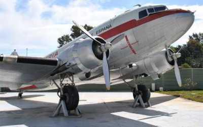 Museo Aeronáutico de Málaga: la aviación al alcance de todos