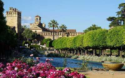 El Alcázar de los Reyes Cristianos: una fortaleza con jardín