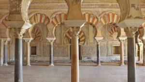 Medina Azahara en Córdoba Salón del trono