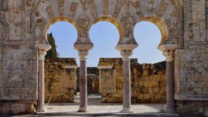 Medina Azahara en Córdoba riqueza decorativa