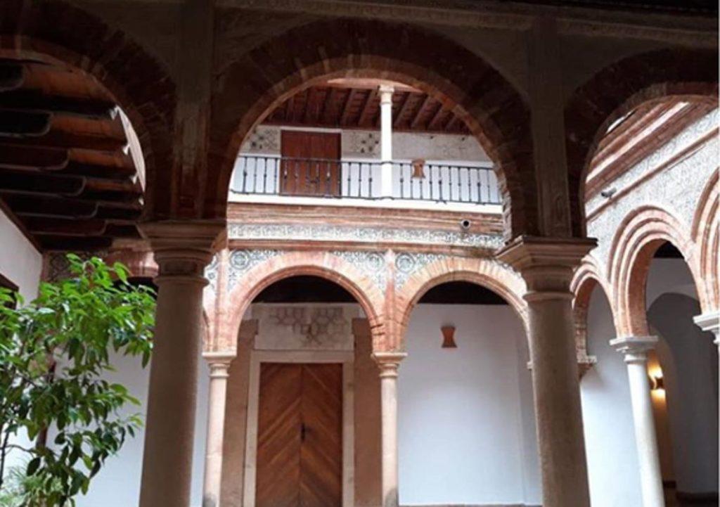 Palacio de Mondragón en Ronda, Málaga