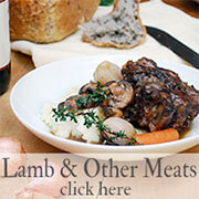Lamb & Other Meats Click Here