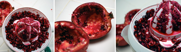 The Best Way to Juice a Pomegranate by FamilySpice.com