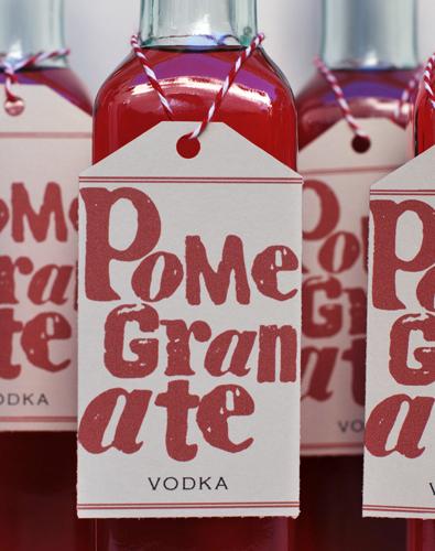 Pomegranate Vodka by FamilySpice.com