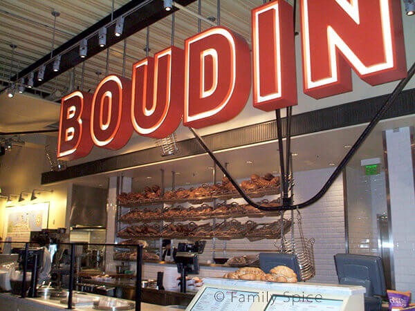Boudin Sourdough Factory in San Francisco by FamilySpice.com