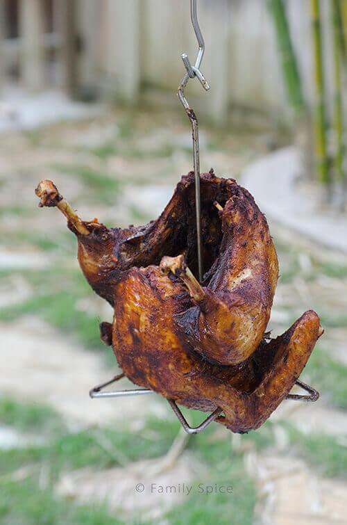 Deep Fried Turkey by FamilySpice.com