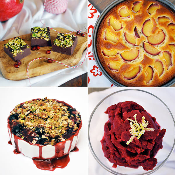 Dessert Recipes for Mother's Day