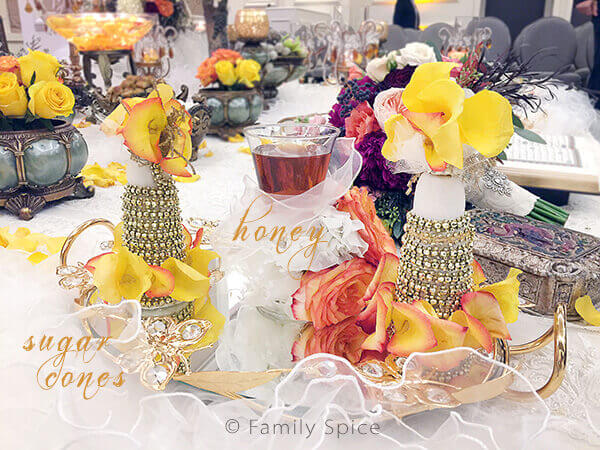 The Persian Wedding Ceremony (Aghd) Demystified by FamilySpice.com