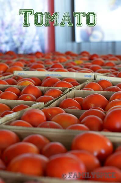 California Tomatoes