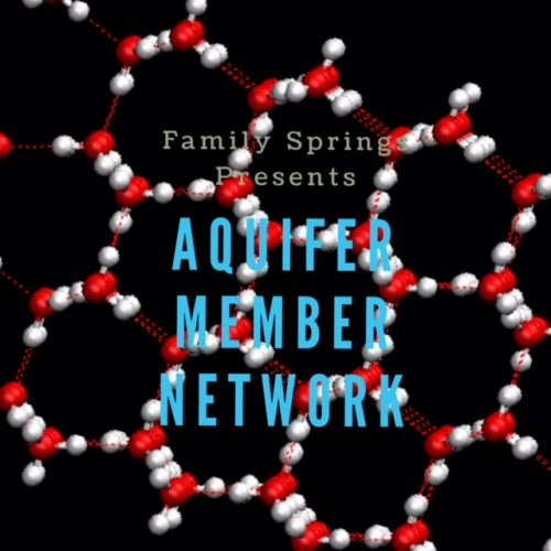 Family Springs Aquifer Member Network