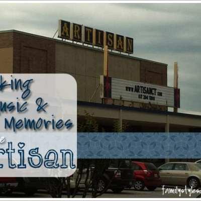 Making Music and Memories at the Artisan Center Theater – Hurst, TX