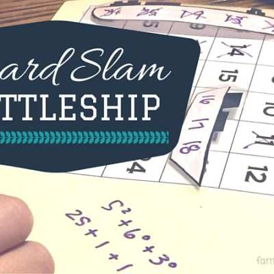 Board Slam Battleship