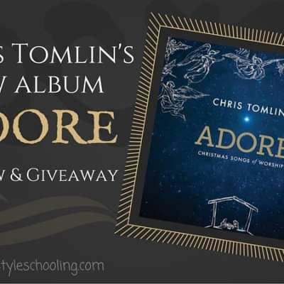 Chris Tomlin CD – Adore