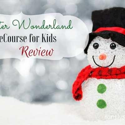 Flourish Winter Wonderland Art eCourse
