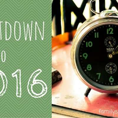 Happy Accidents: Countdown to 2016