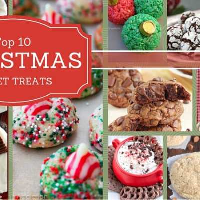 Christmas Sweets & Treats that are Super Easy