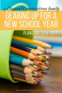 Gearing Up for a New School Year (3)