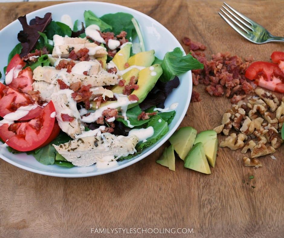 simple summer salad (7)