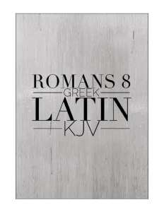 Romans 8 Cover Large