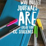 Why Bullet Journals Are Great for CC Students