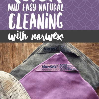 Quick and Easy Natural Cleaning with Norwex