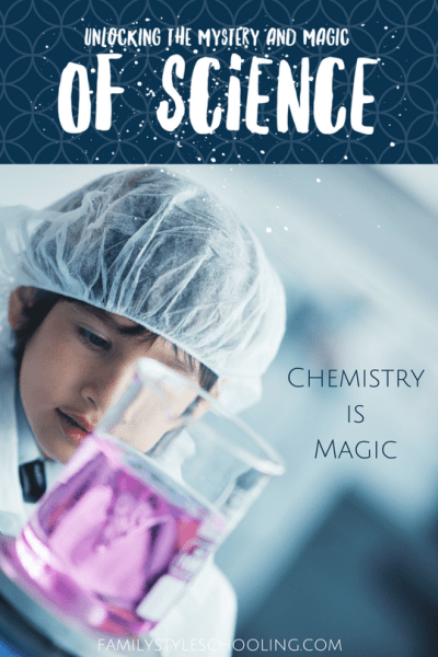 Unlocking the Mystery and Magic of Science