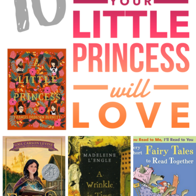 10 Fairy Tales Your Little Princess Will Love