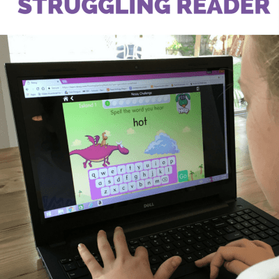 Get Help From Nessy For Your Struggling Reader