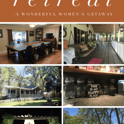 Ragle's Retreat: A Wonderful Women's Getaway