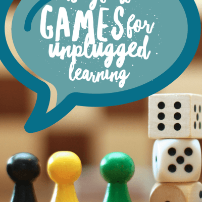 15 Go-To Games for Unplugged Learning