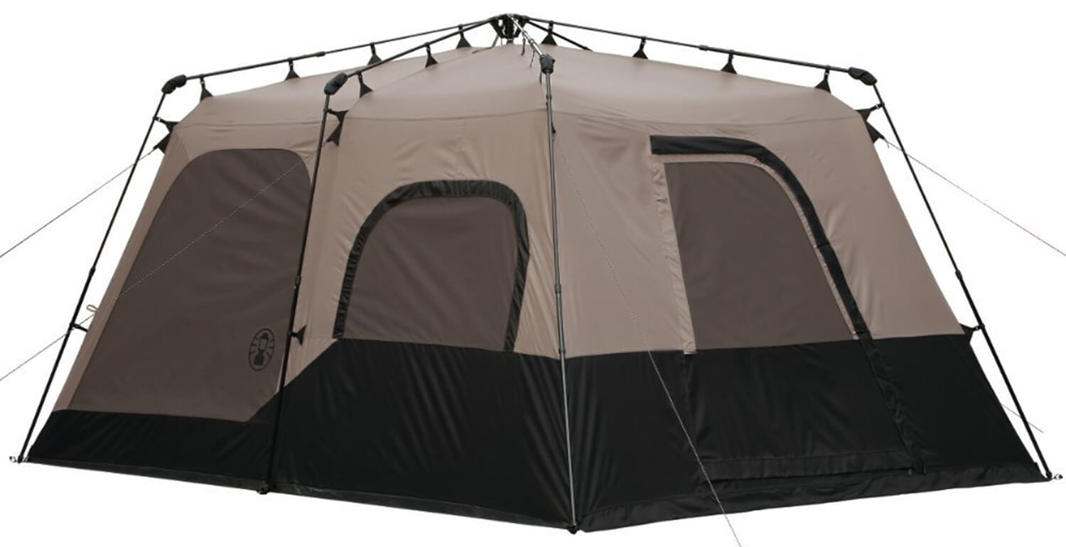 What Should Know About the Coleman 8 Person Instant Tent