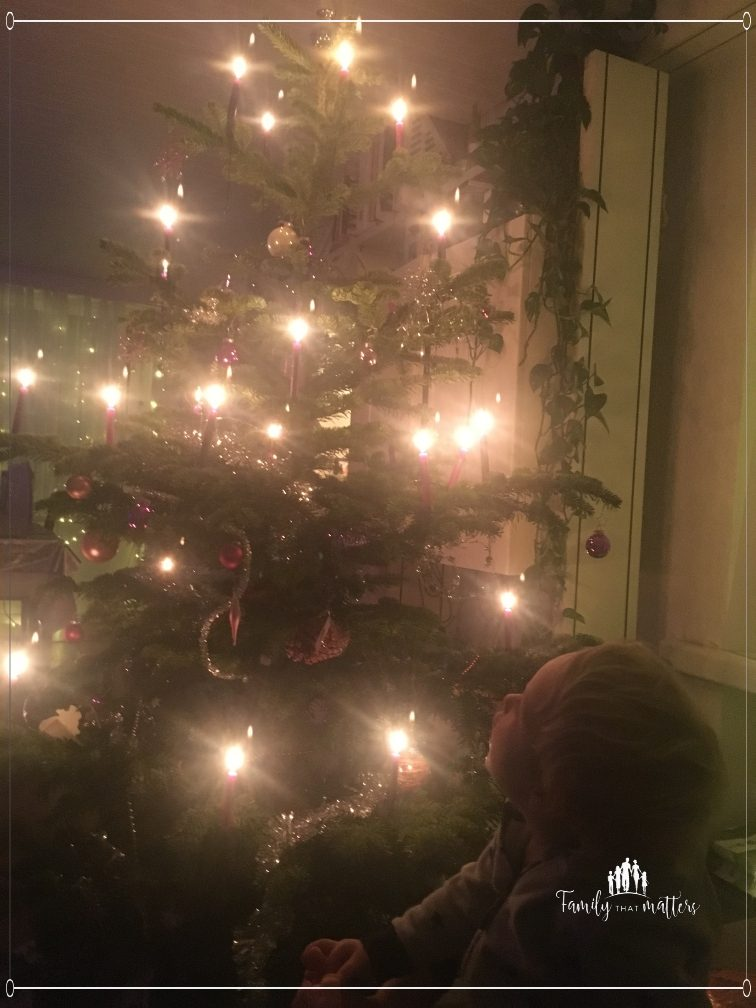 Stressige Weihnachtszeit? Was wir als Familie dagegen unternommen haben.