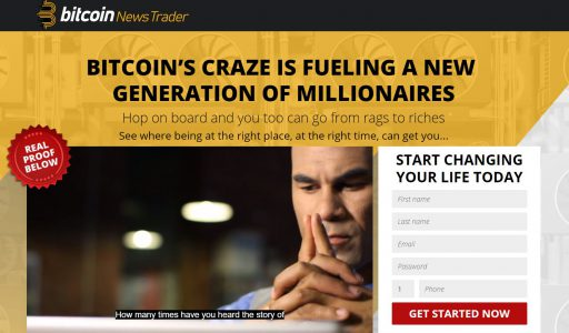 The Bitcoin News Trader Scam! 4 Reasons To Avoid [Quick ...