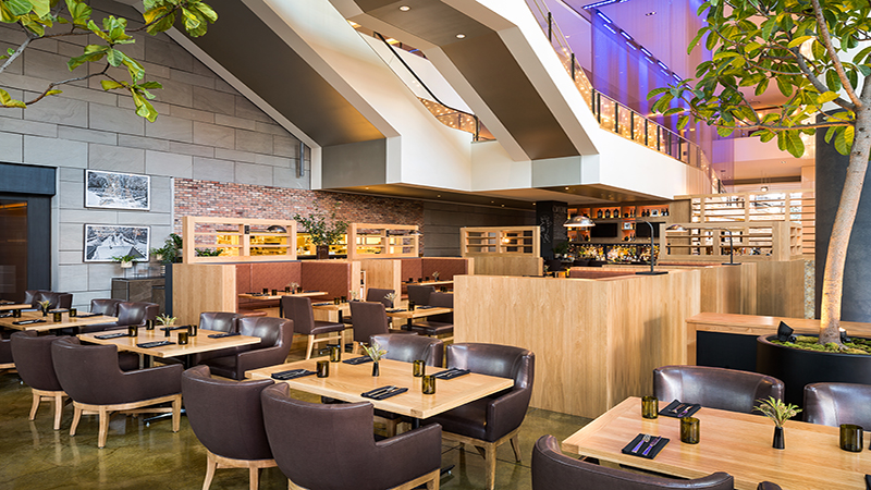 Ford's Filling Station Restaurant at JW Marriott Los Angeles
