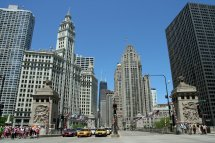 Magnificent Mile Of Shopping - Chicago