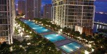 Viceroy Miami Pools