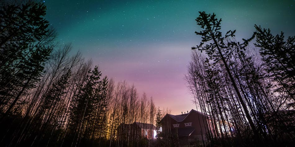 Latest Northern Lights Sightings