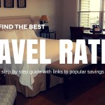 How to get the best travel rates during peak seasons