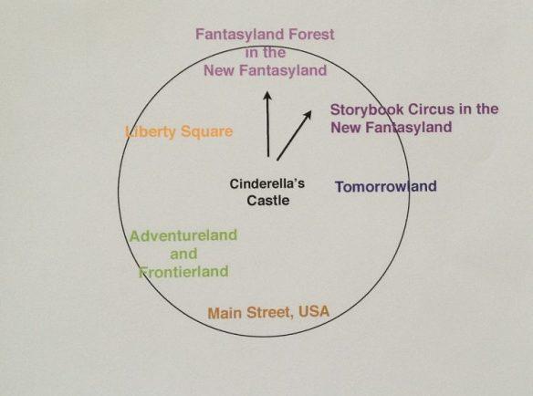 Disney's Magic Kingdom in a day: Trip Planning Guide ©familytravelsonabudget.com