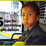 5 Tips for Surviving Flight Delays