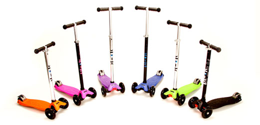 Maxi Scooter — great for young explorers