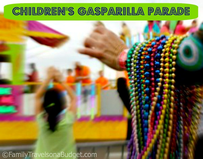 Children's Gasparilla Parade, every January in Tampa, Florida