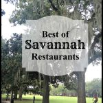 Best of: Savannah Restaurants