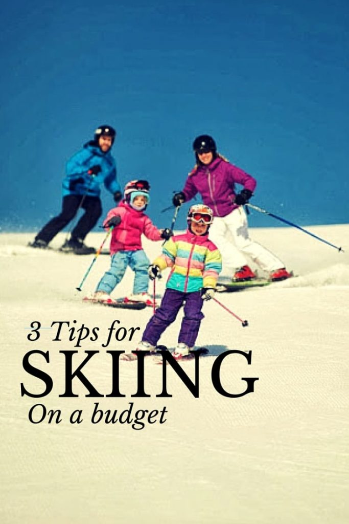 Tips for skiing on a budget