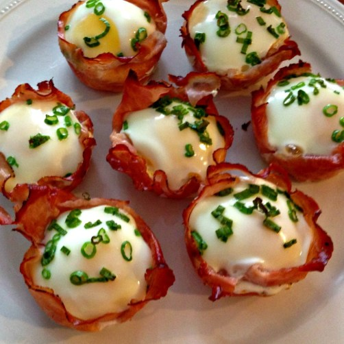 Recipe: Ham and Egg Cups by ©Family Travels on a Budget