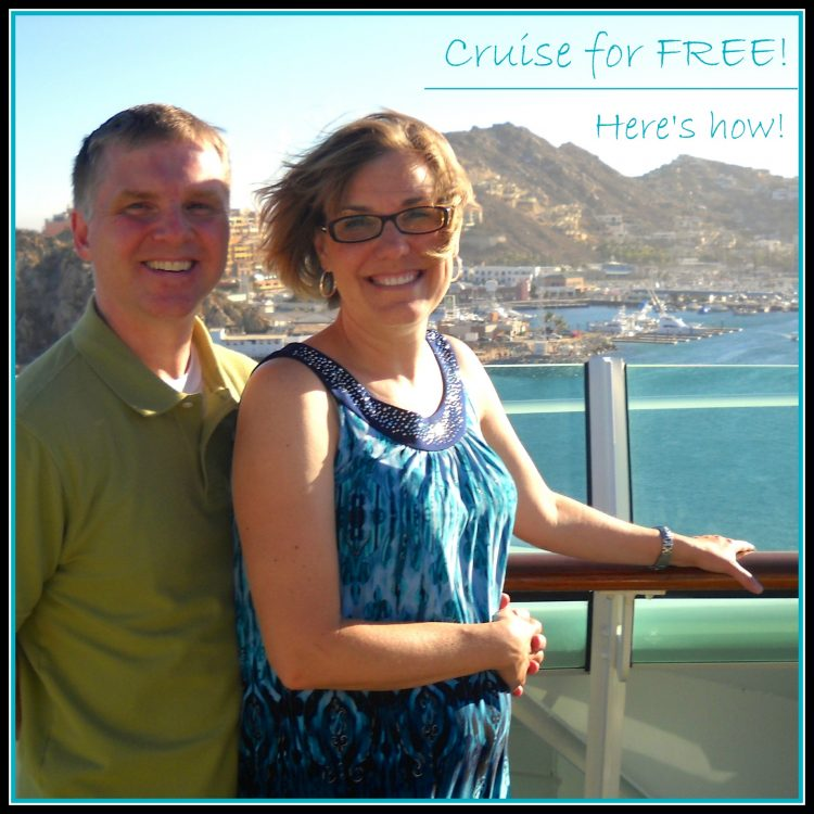 How to CRUISE for FREE!
