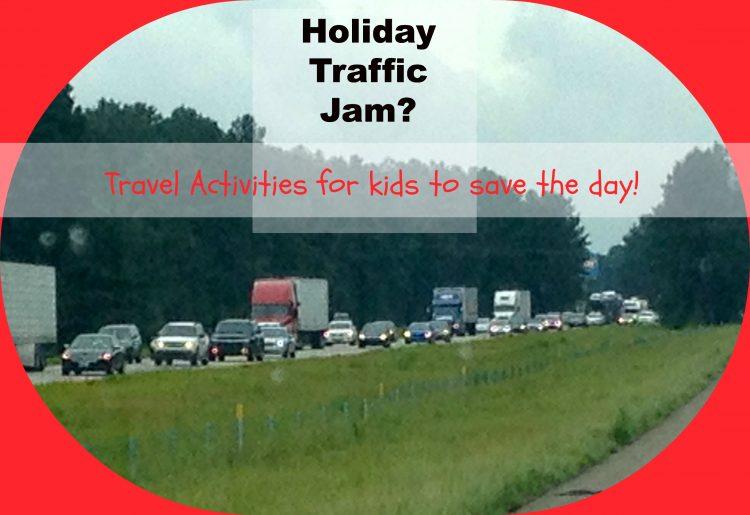 Travel Activities for Kids