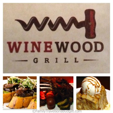 Winewood Grill, cooking local and fresh in Grapevine, Texas