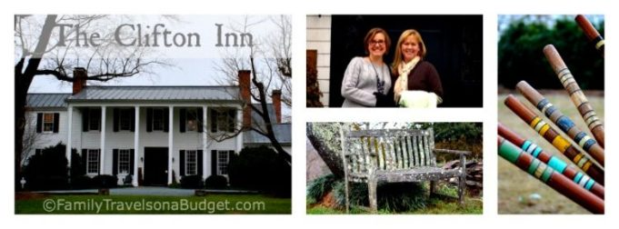 A Girls' Getaway to Charlottesville, VA starts with great lodging. Choices abound here!